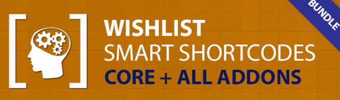 Wishlist Smart Shortcodes New Commercial Plugin for Wishlist Member