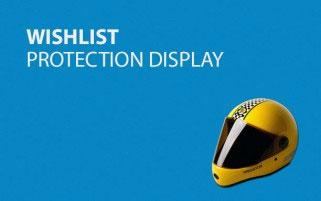 Wishlist Protection Display